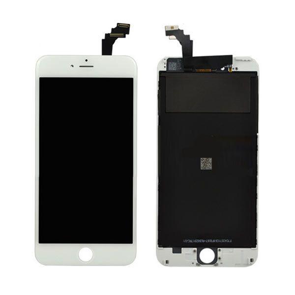 77b8f018755 Foto Display iPhone 6 Branco