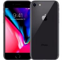 iPhone 8 Preto 64gb (Seminovo)